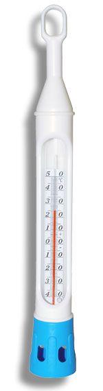 Termômetro para Refrigeração com proteção de plástico (-40+50:1°C) (220mm)