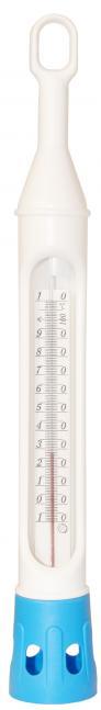 Termômetro para refrigeração com proteção de plástico (-10ºC a 110ºC:1) (220mm)
