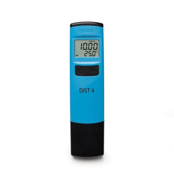 Tester de Condutividade (Faixa Alta) DiST4 - HI98304