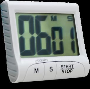 Timer cronômetro digital