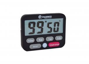 Timer Digital com Cronômetro