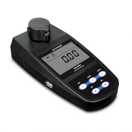KR2000 Turbidímetro digital portátil com interface USB
