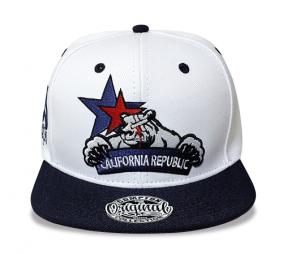 Boné Compton Snapback Cali Republic