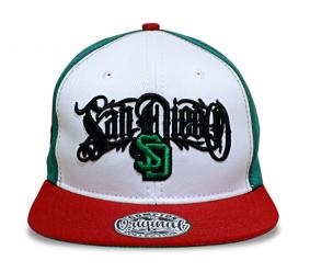 7fad1ca4c7b3f Boné Compton Snapback San Diego