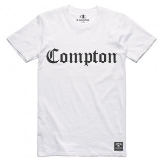 Camiseta Compton Branco