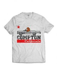 Camiseta Compton California Lowrider