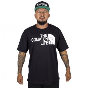 Camiseta Compton Life Preta