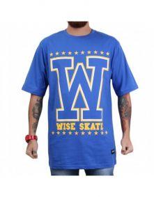 Camiseta Wise Stars Azul