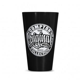 Copo Compton Acrílico 600 ML Preto
