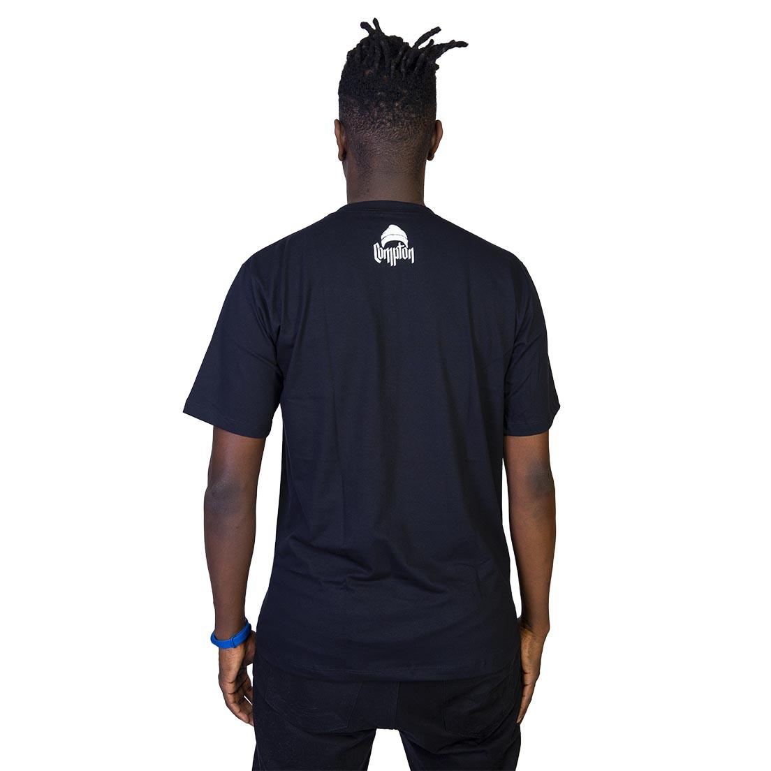 Camiseta Compton All Star Preta
