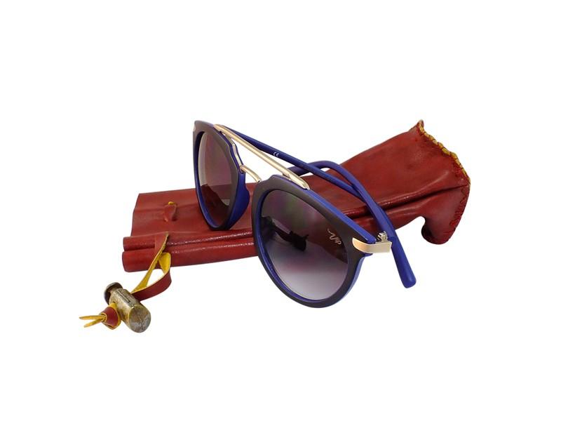 824ff8b10833c Oculos de Sol Vip Gold - Compton ® Bonés