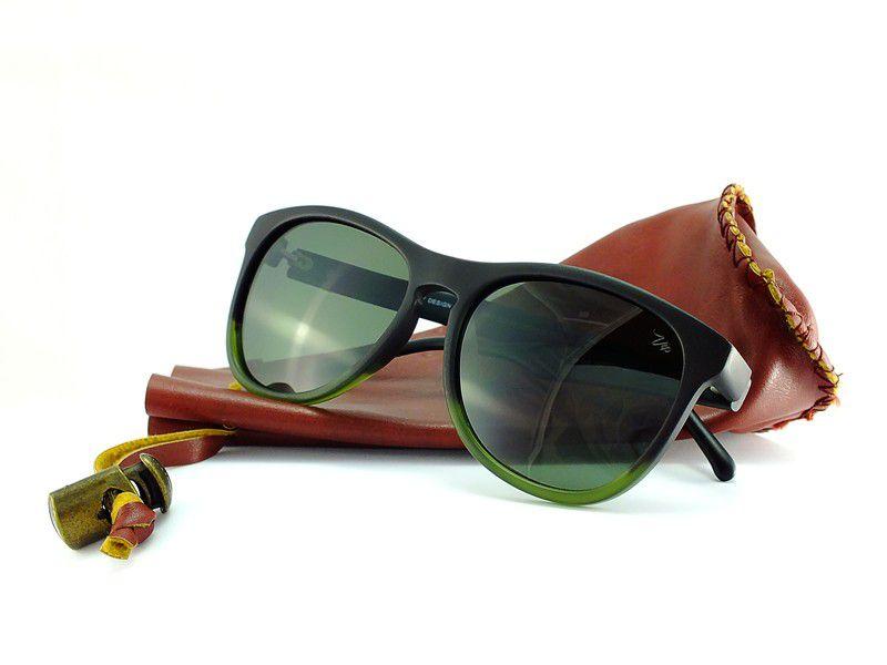 Óculos de Sol Vip Gold Degradê