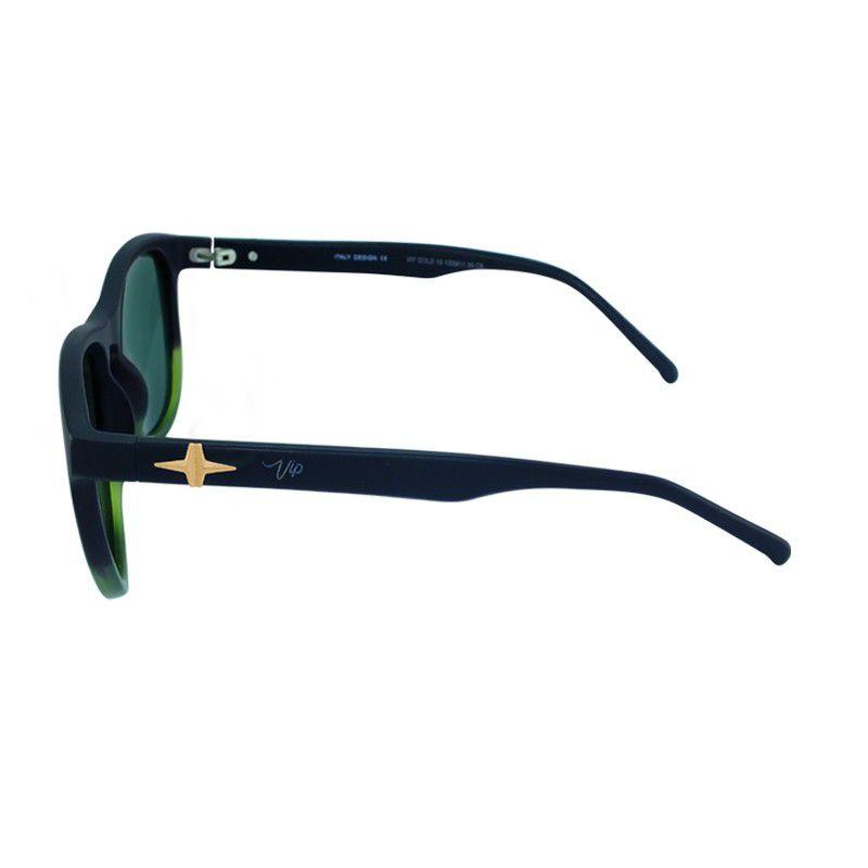 9bec3705be60a Óculos de Sol Vip Gold Degradê - Compton ® Bonés
