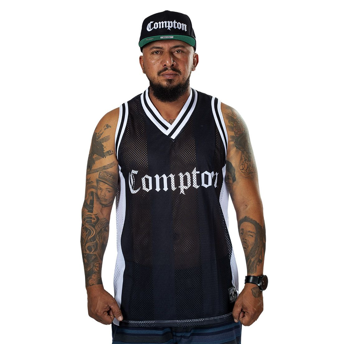 Regata Compton NBA Dream Preta