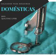 Calcador de metal para máquina doméstica