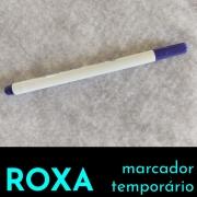 Caneta Roxa - sai com água