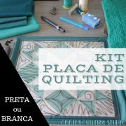 KIT Placa de Quilting OQS
