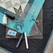 KIT Placa de Quilting OQS *DUPLA*