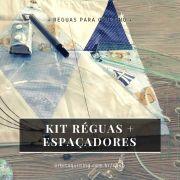 KIT Réguas OQS + Espaçadores