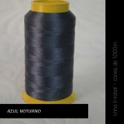 Linha trilobal - cor Azul Noturno - 1000 metros
