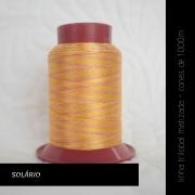 Linha trilobal Matizada - cor Solário - 1000 metros