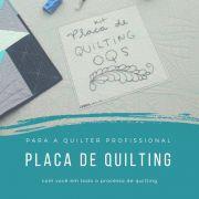 Placa de Quilting + apagador