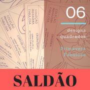 SALDÃO - KIT Módulos Primavera Fabulosa