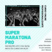 Super Maratona Pro OQS - curso online