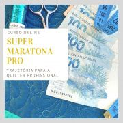 Super Quilter Pro OQS - curso online