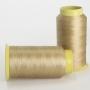 Linha trilobal - cor Dourado Suave - 1000 metros