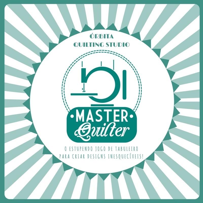 Master Quilter Deluxe – jogo de tabuleiro para quilters