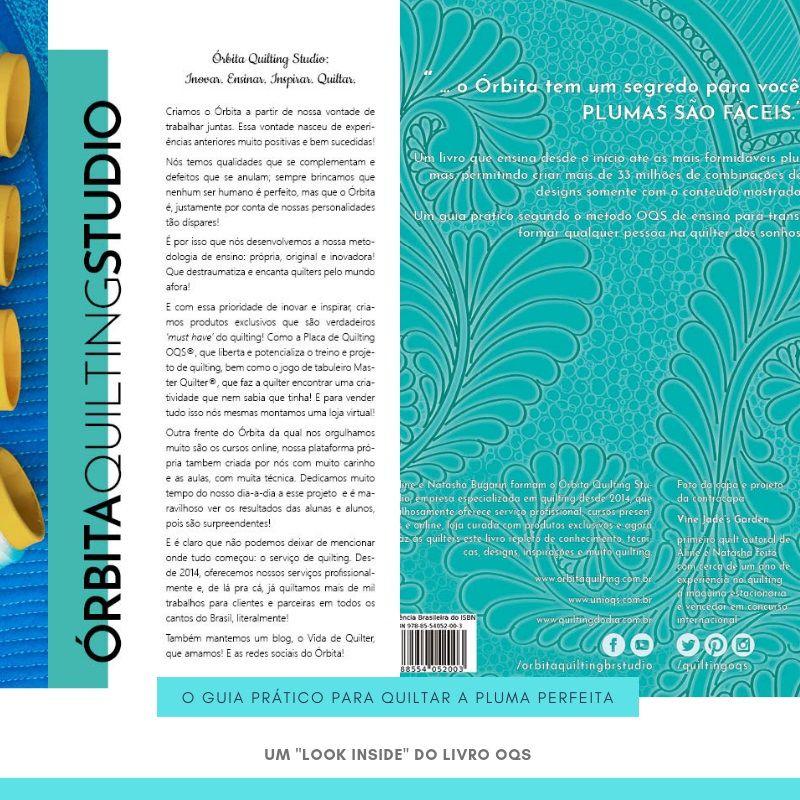 COMBO Plumas de Cair o Queixo (livro+curso)