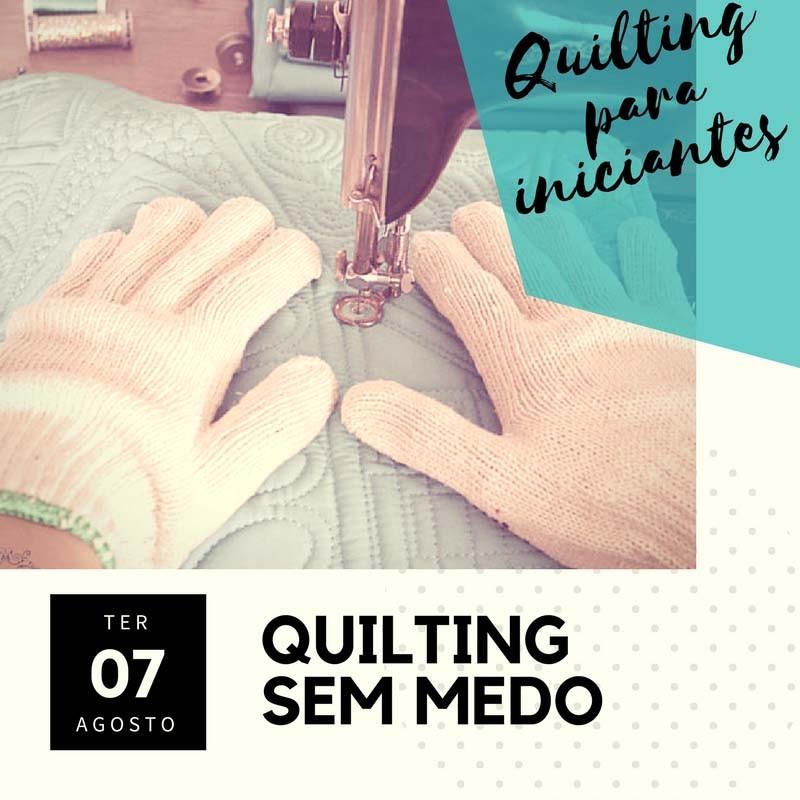 Quilting sem Medo - Maratona OQS