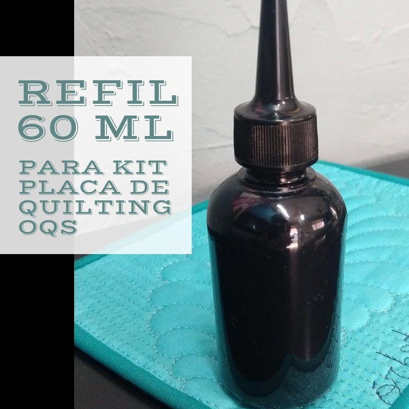 Refil 60ml - tinta para Placa de Quilting OQS
