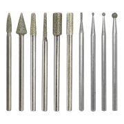 Brocas Diamantada P/ Lixadeira Elétrica - Unique Nails - (Vários Modelos)