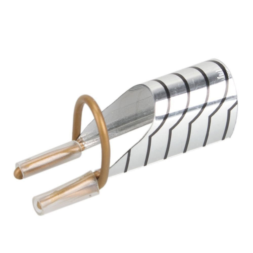 Moldes de Ferro Reutilizável Gel Porcelana Fibra (5 und)