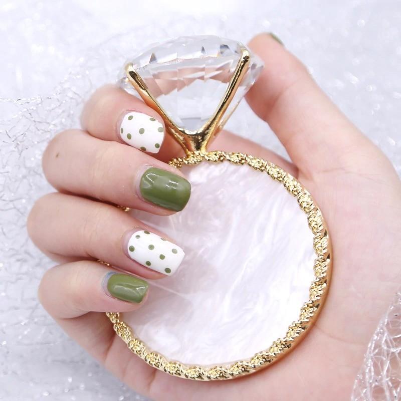 Anel com Diamante Decorativo p/ Foto