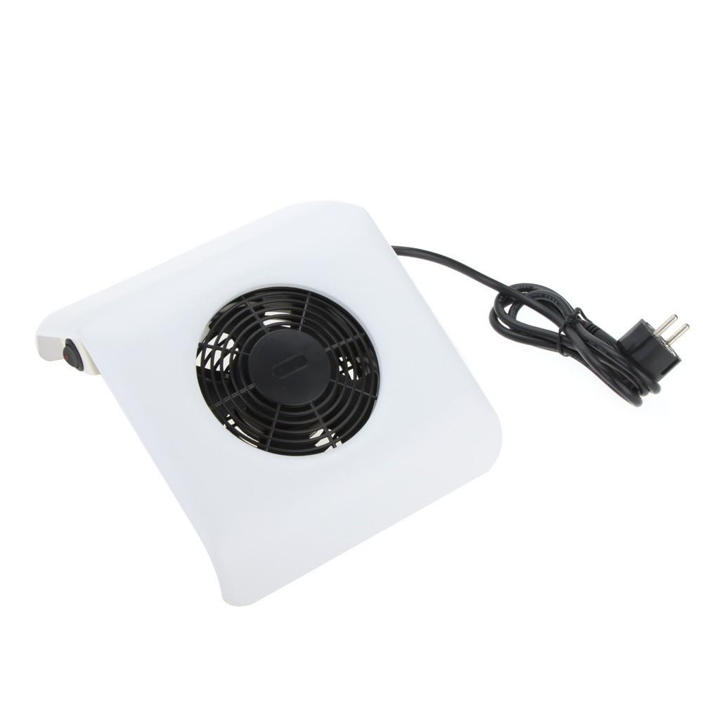 Aspirador Coletor de Pó de Unha Gel Fibra 110V