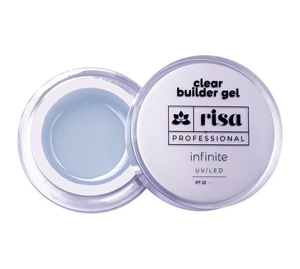 Builder Gel Infinite 15ml - Risa Professional