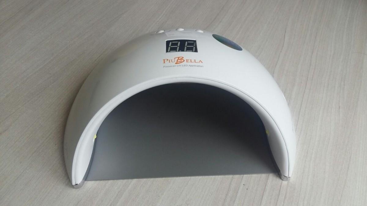 Cabine Estufa Forno LED/UV  Più Bella Smart 2.0 48 W