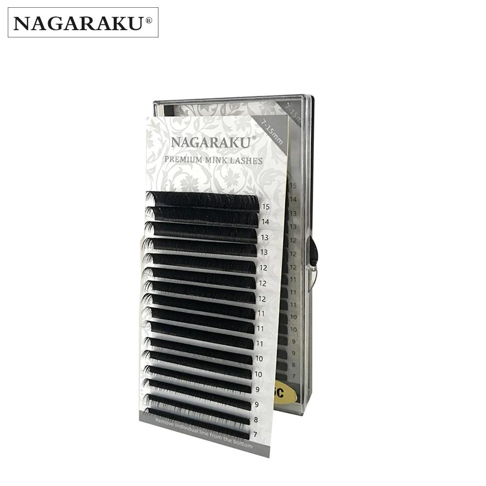Cílios Nagaraku Premium Mix (7 a 15mm)