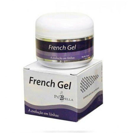 French Gel UV Branco Più Bella (28g)