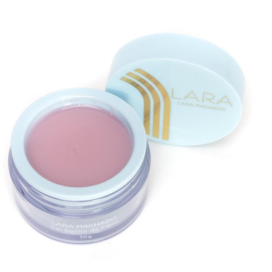 Gel Banho de Fibra - Natural Pink - Lara Machado (30g)