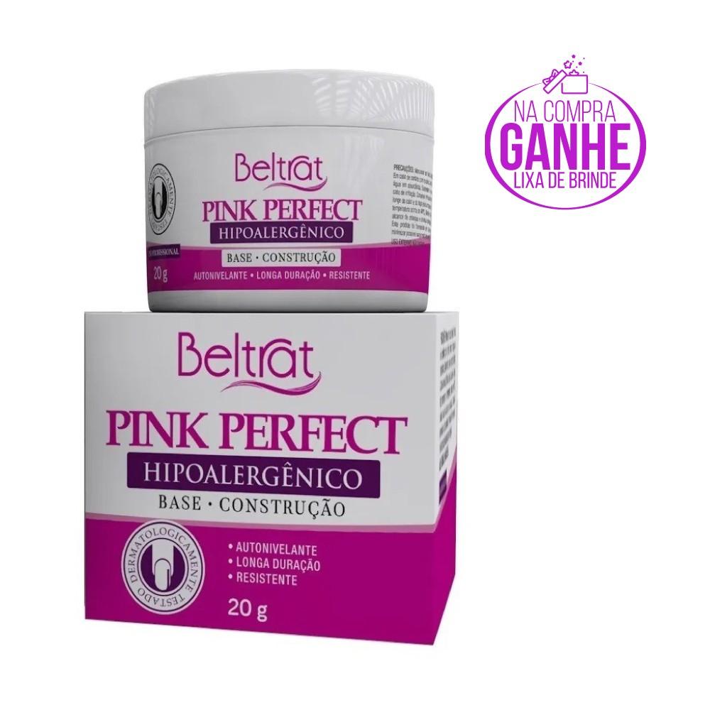 Gel Base p/ Unhas - Pink Perfect - Beltrat