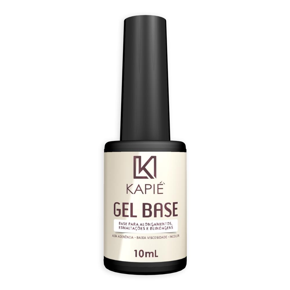 Gel Capa Base Liquida Frasco (10ml) - Kapie Cosmeticos