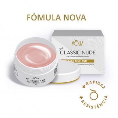 Gel Classic Nude Vòlia (24g)