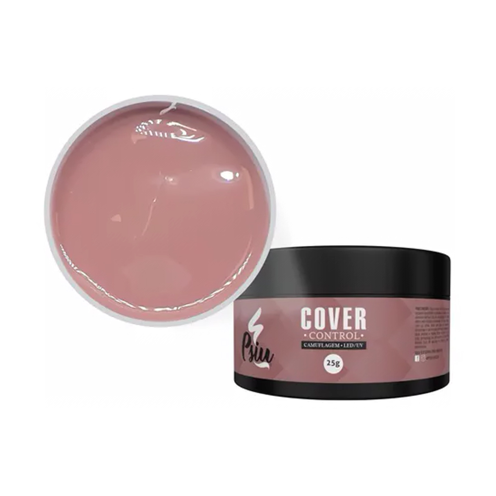 Gel Cover Control - Camuflagem - Psiu (25g)