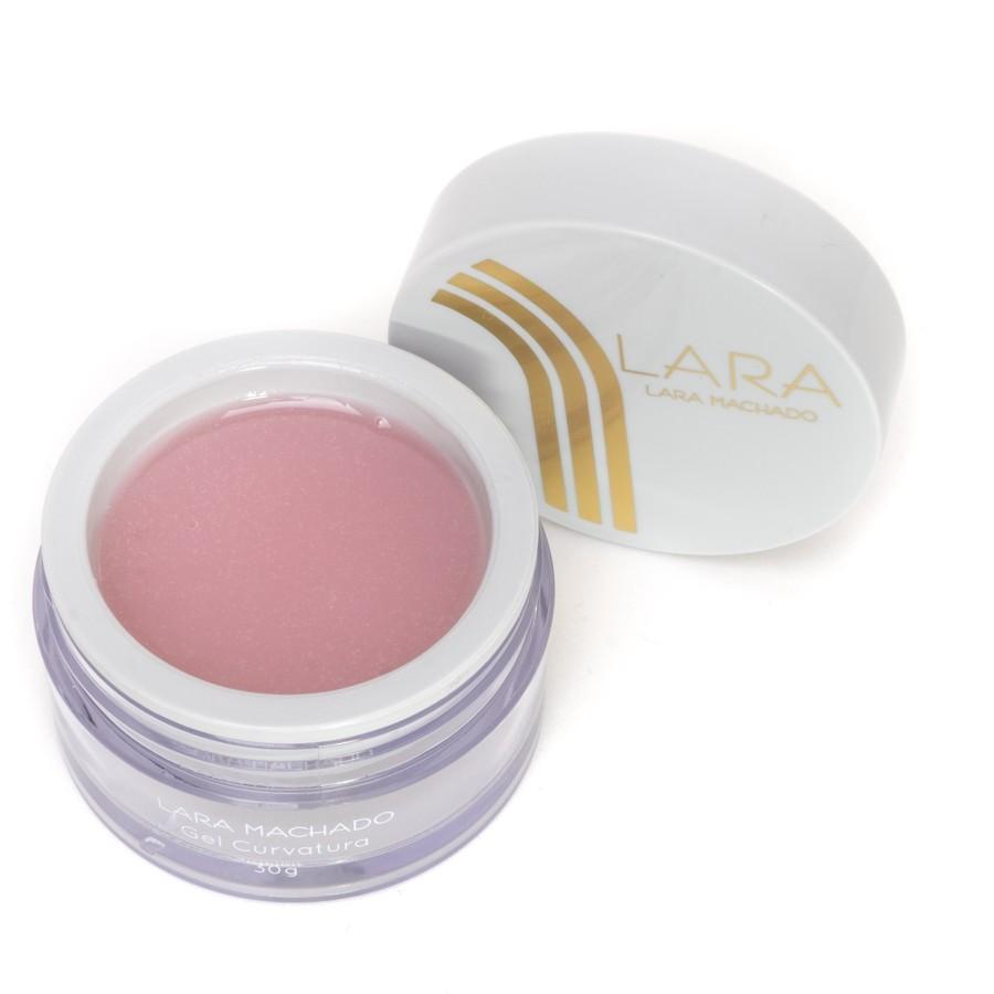 Gel Curvatura - Natural Pink - Lara Machado (30g)