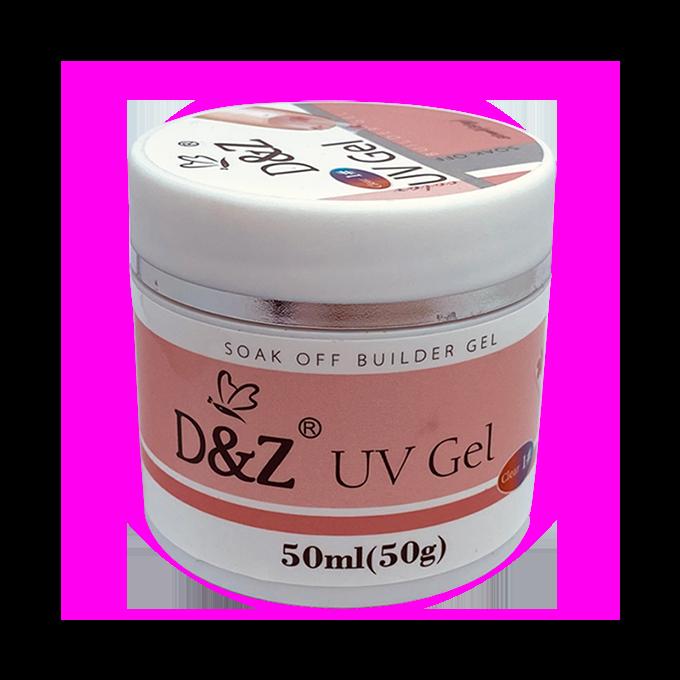 Gel D&Z - UV Gel - 50g / 50ml