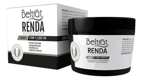 Gel Hard p/ Unhas - Renda - Beltrat